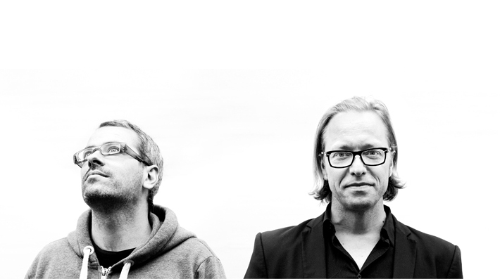 Uffe Leth and Karsten Gori