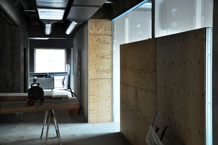 Health Centre | Corridor