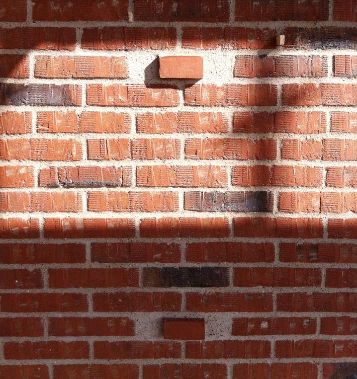 Bonded brick